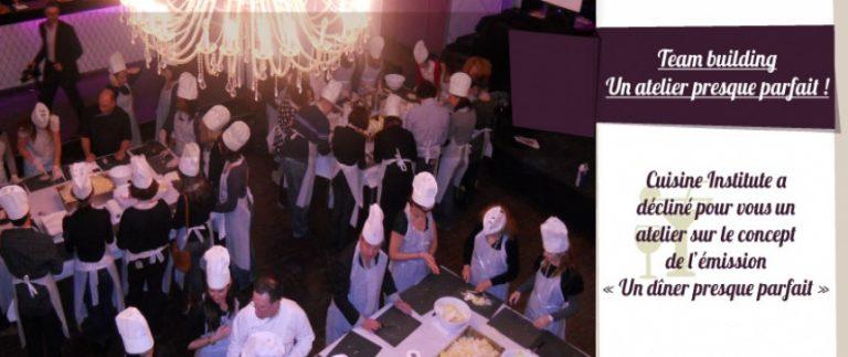 team building cuisine Cours de cuisine pour entreprise – Team building culinaire