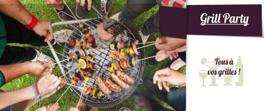 TEAM BUILDING : GRILL PARTY team building cuisine