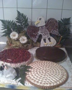 Gâteau Marina Traiteur